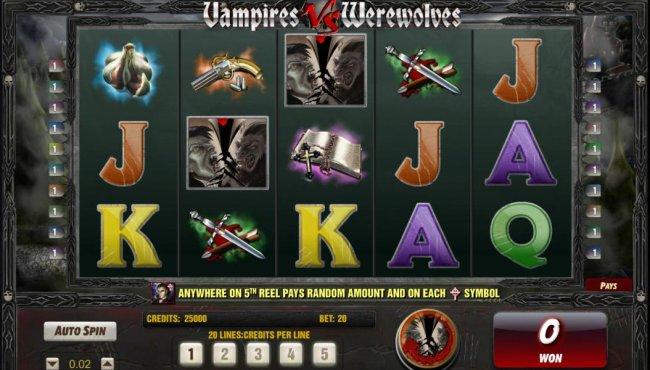 Images of Vampires vs Werewolves