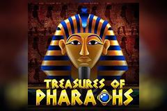 Treasure of Pharaohs 1 Line