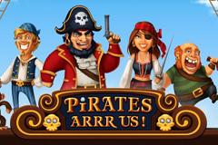 Pirates Arrr Us!